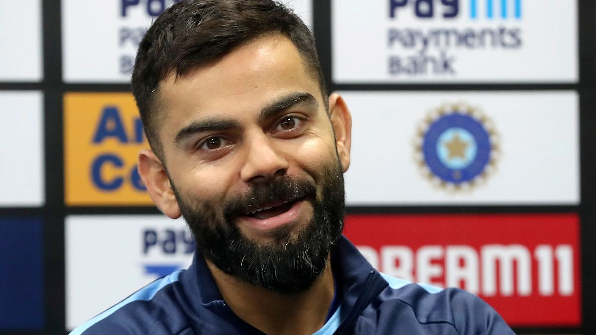 Virat Kohli Says He's Not in Favour of Four-Day Tests