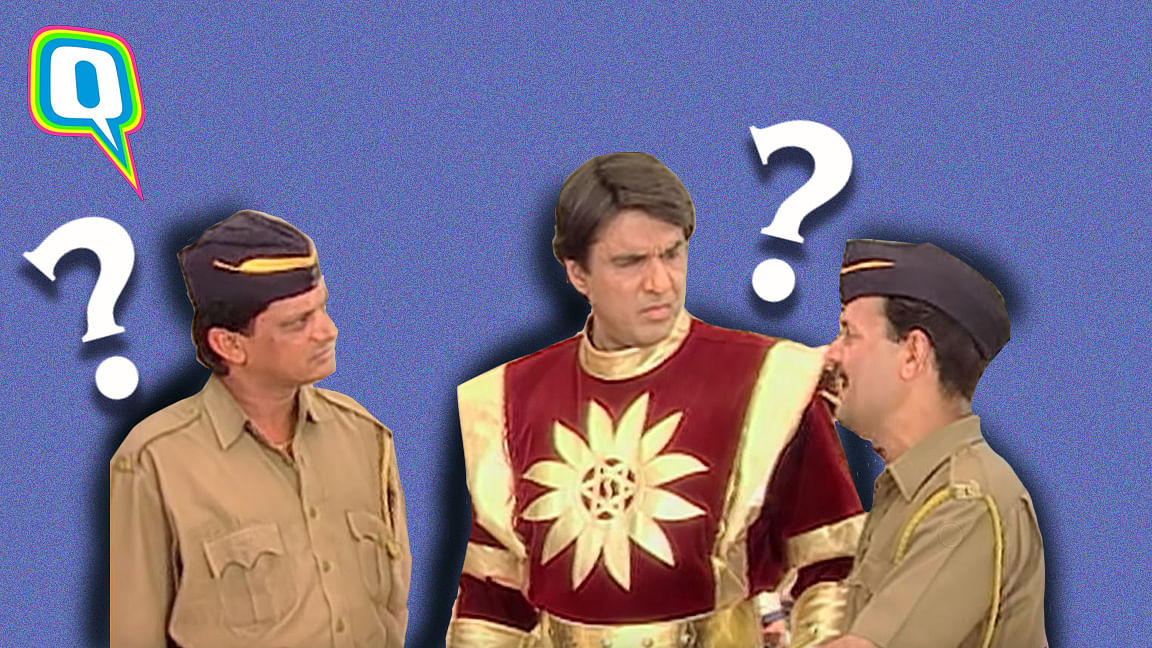 Desi Superhero 'Shaktimaan' Faced The NRC Question in the 90's