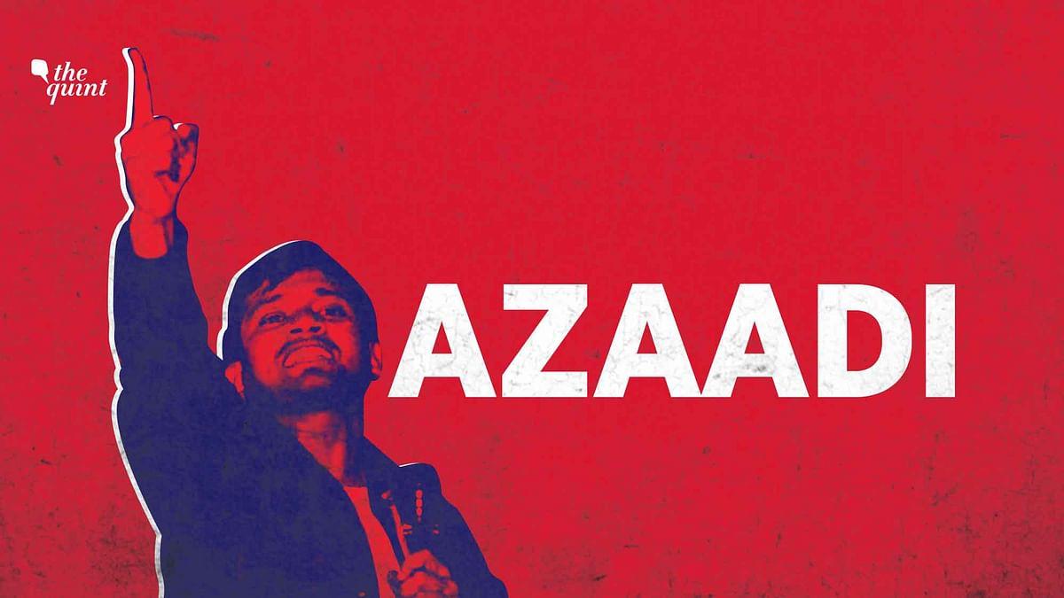 The 'Azaadi' chant has unified various anti-CAA, NRC protestors across India.