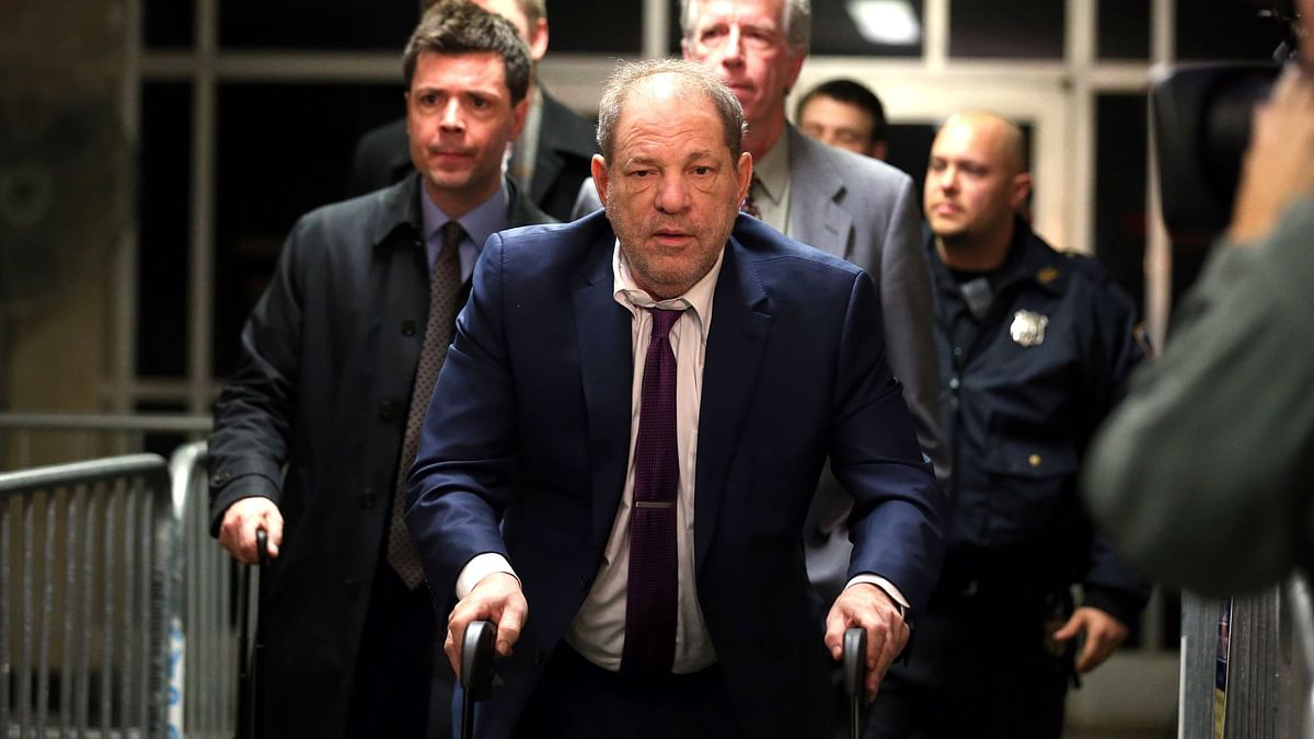 Harvey Weinstein Sentenced to 23 Years For Rape & Sexual Assault