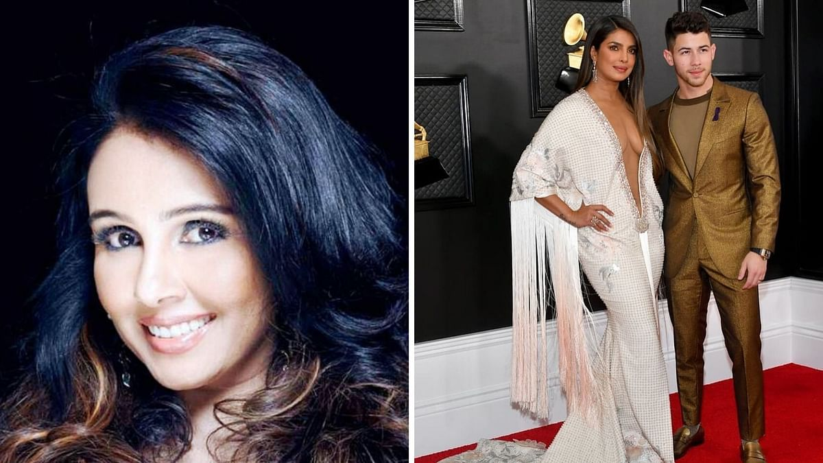 Suchitra Krishnamoorthi extends her support to Priyanka Chopra.