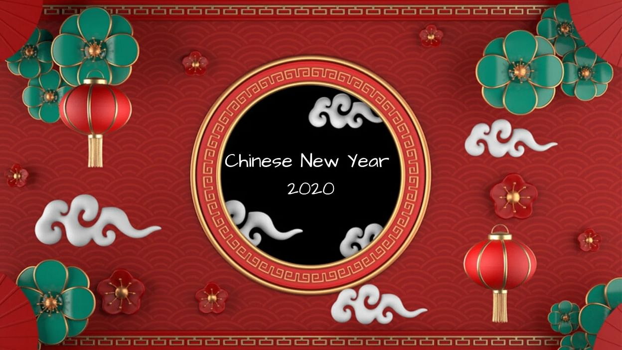Happy Chinese New Year 2020 Greetings Images Wishes And Quotes In Chinese On Lunar New Year Or Spring Festival Greet Your Friends Family With These Wishes