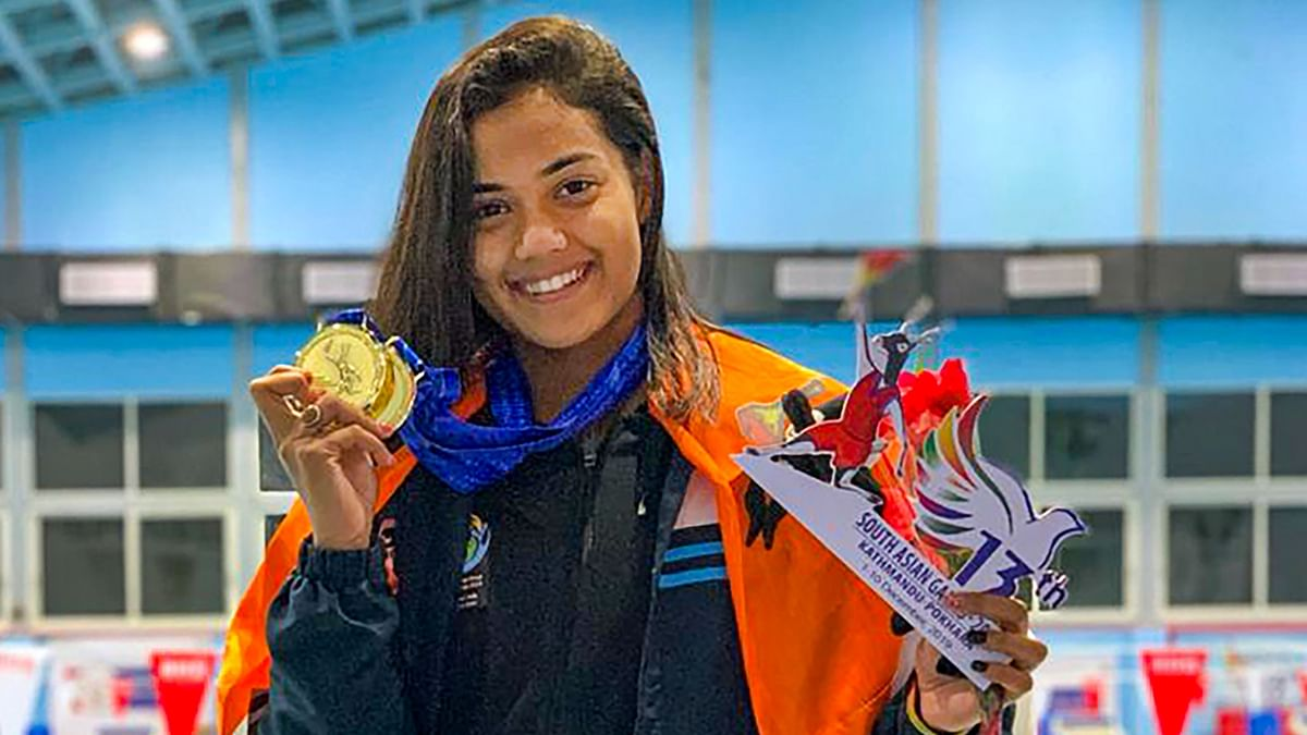 Shivangi Sarma, who clinched a silver medal each in 100 m freestyle, 200 m freestyle and 400 m freestyle at the South Asian Games 2019, expressed that swimming has been given more importance in India in the last few years.