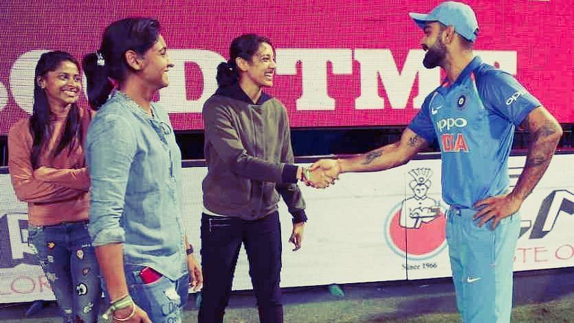 Mandhana on Why It's 'Unfair if Women Ask for Same Pay' as Men