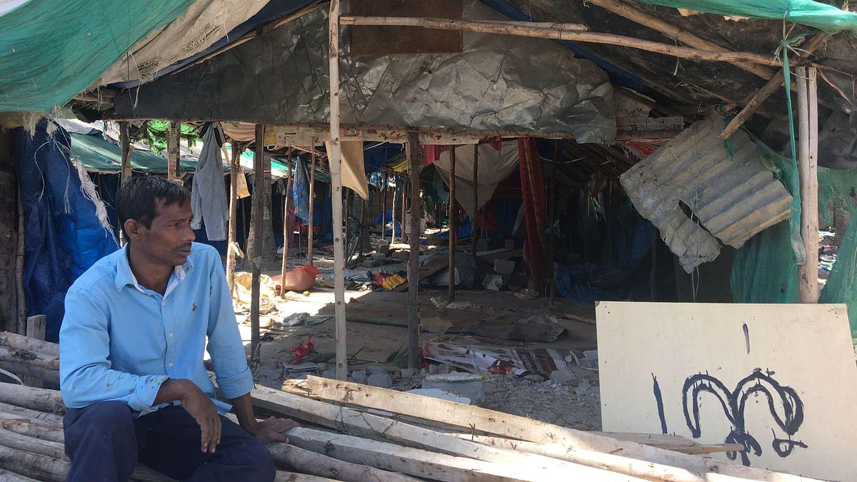 Job Loss, Starvation: B'luru Migrants Struggle After Homes Razed