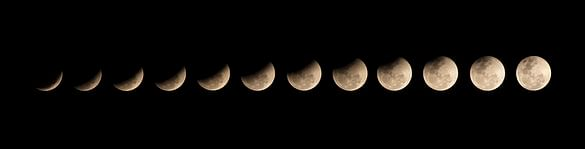 Total Solar and Lunar Eclipse in 2020