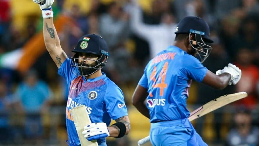 Kohli Reveals He Wasn't Supposed to Partner KL Rahul in Super Over
