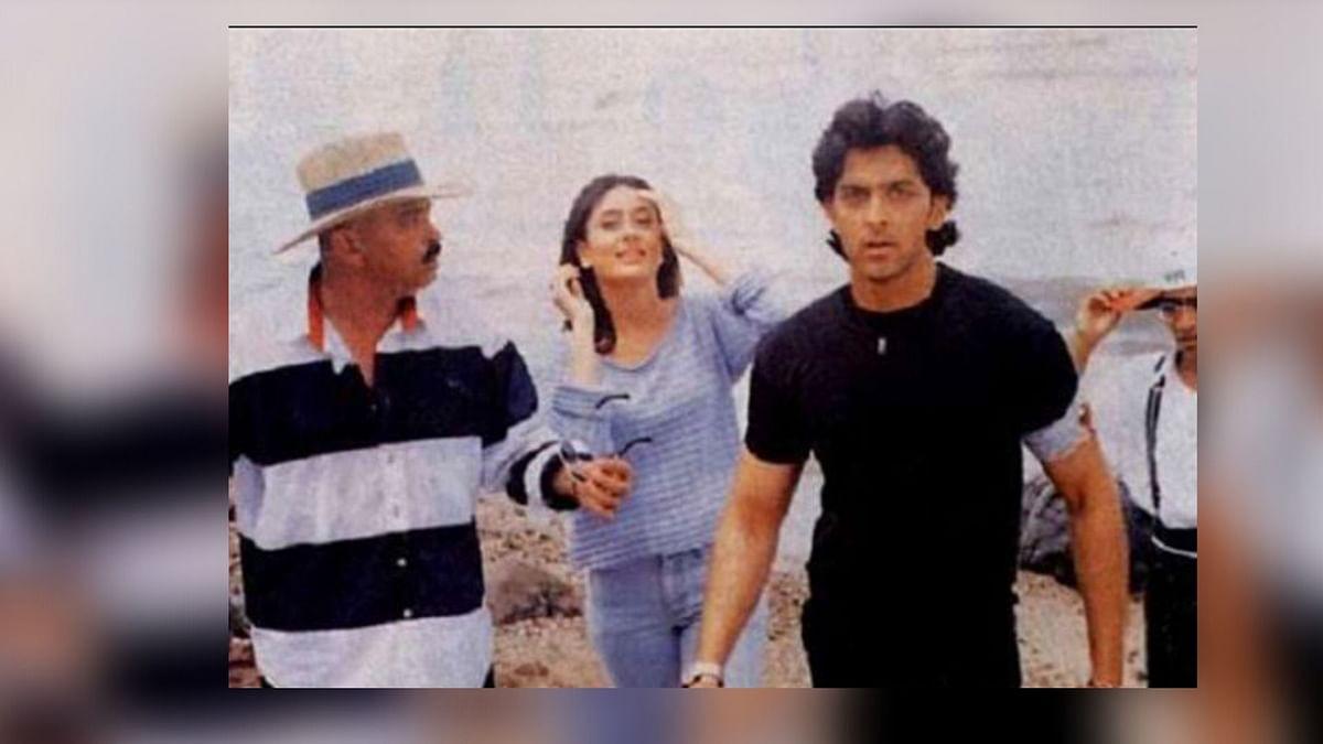 Rakesh Roshan On Why Kareena Was Replaced in 'Kaho Naa Pyaar Hai'