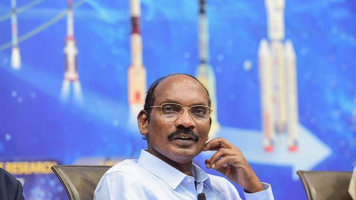 ISRO chairperson K Sivan.