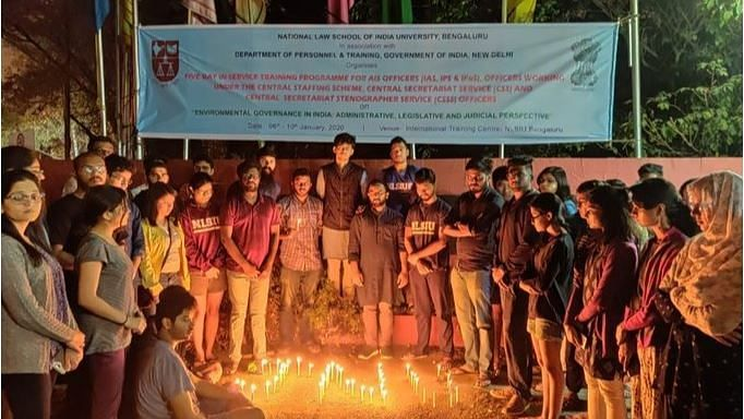 AMU, Jamia, FTII and JU Join Protest Condemning Violence in JNU