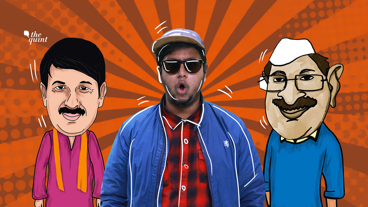 'Public Sayani Dilli Sheher Mein': Rap on Delhi Polls Ft SPECTRA