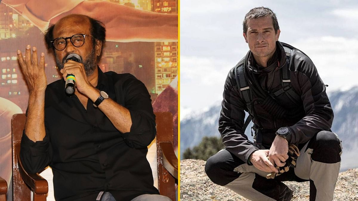 QuickE: Rajinikanth Shoots With Bear Grylls and More