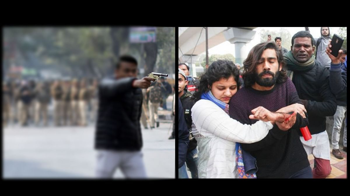 We Asked Delhi Cops to Stop Gunman, They Just Watched: Eyewitness