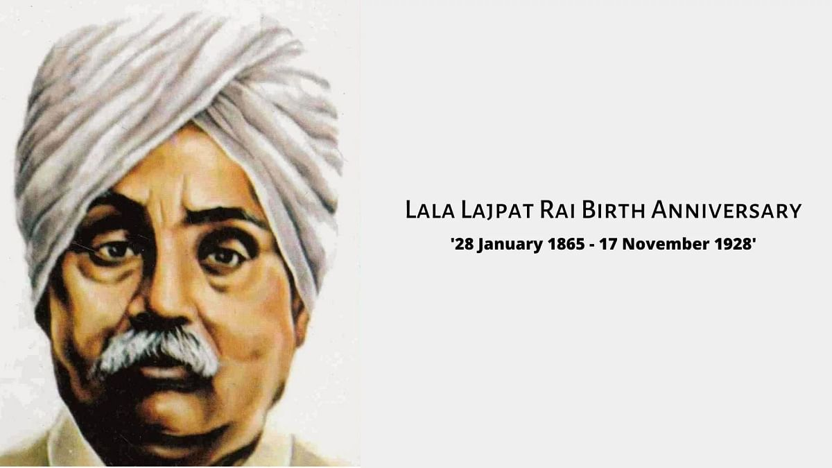 Indian Freedom Fighter Lala Lajpat Rai Biography, History & Facts