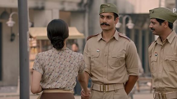 The Forgotten Army Trailer: Indian National Army Fights for Azaadi