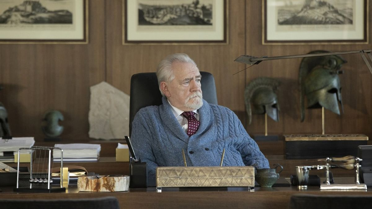 Can't Be More Boar on the Floor Episodes: Succession's Brian Cox