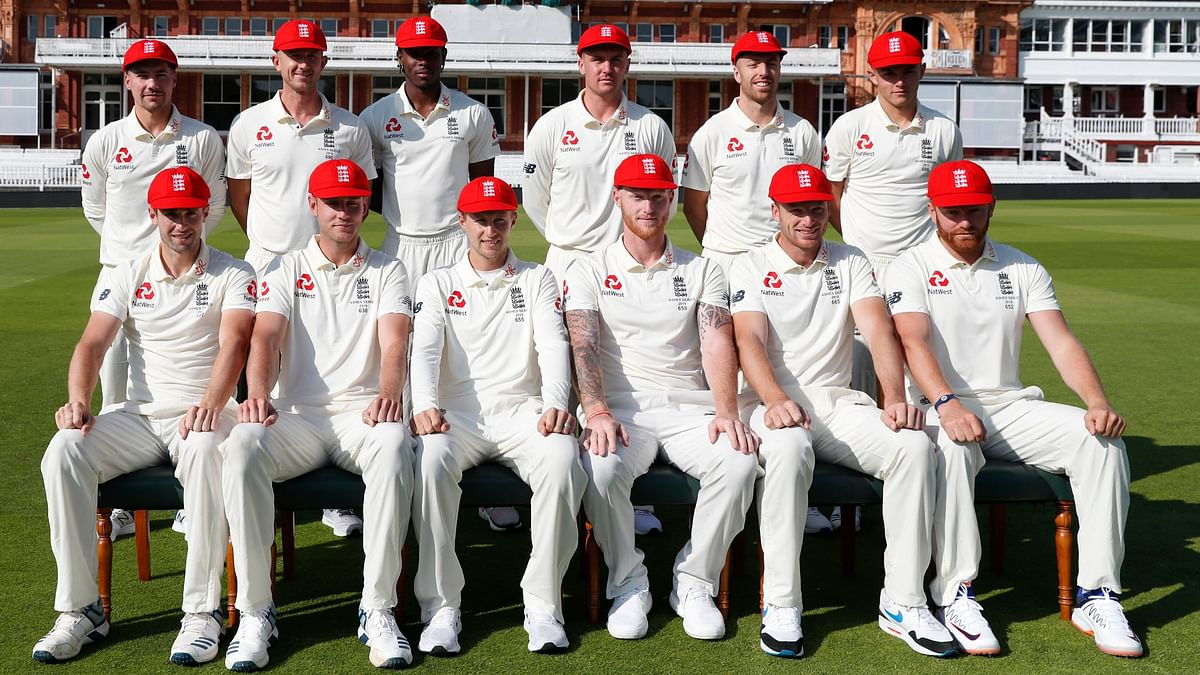 England and West Indies will play a 3-match Test series starting 8 July.