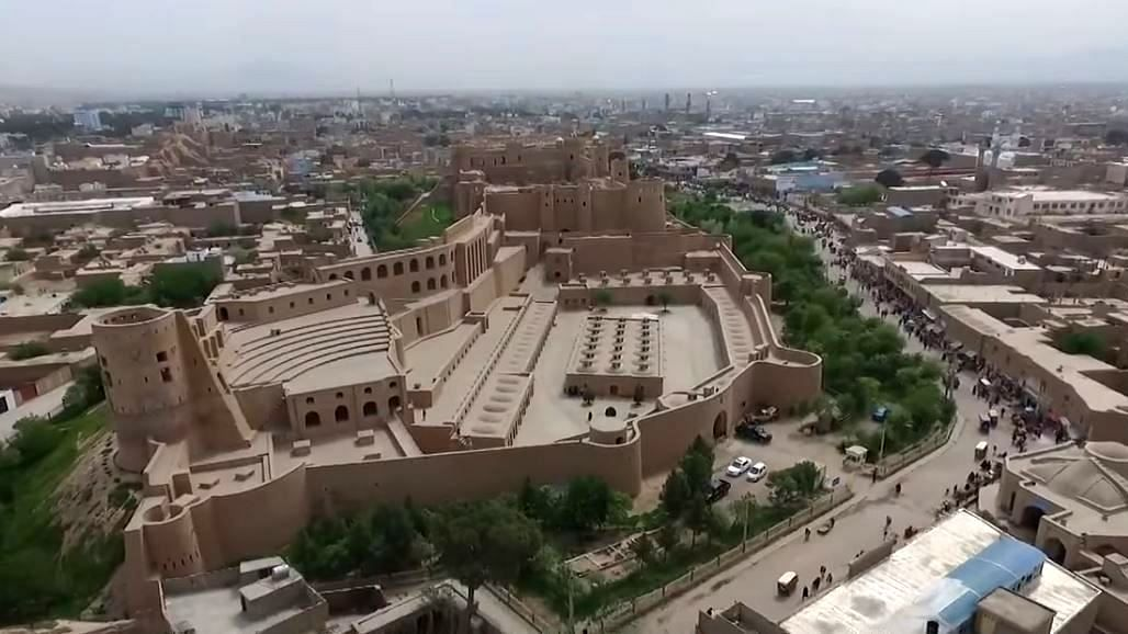 The strike took place in western Herat province, in the district of Shindanad. image used for representational purposes.