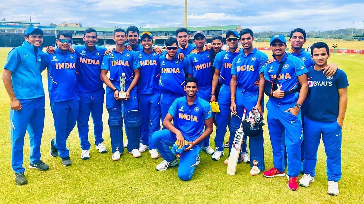All Eyes on Priyam Garg & Co as India Chase Fifth U-19 World Cup