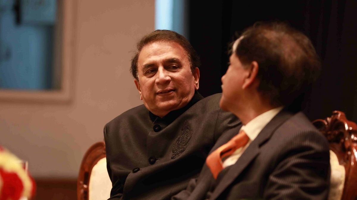 """Sunil Gavaskar was speaking at the 26th Lal Bahadur Shastri Memorial Lecture on """"changing times of Indian cricket"""" in New Delhi."""
