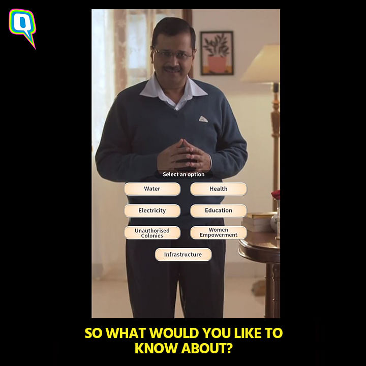 My Honest Thoughts On Arvind Kejriwal's Interactive Website