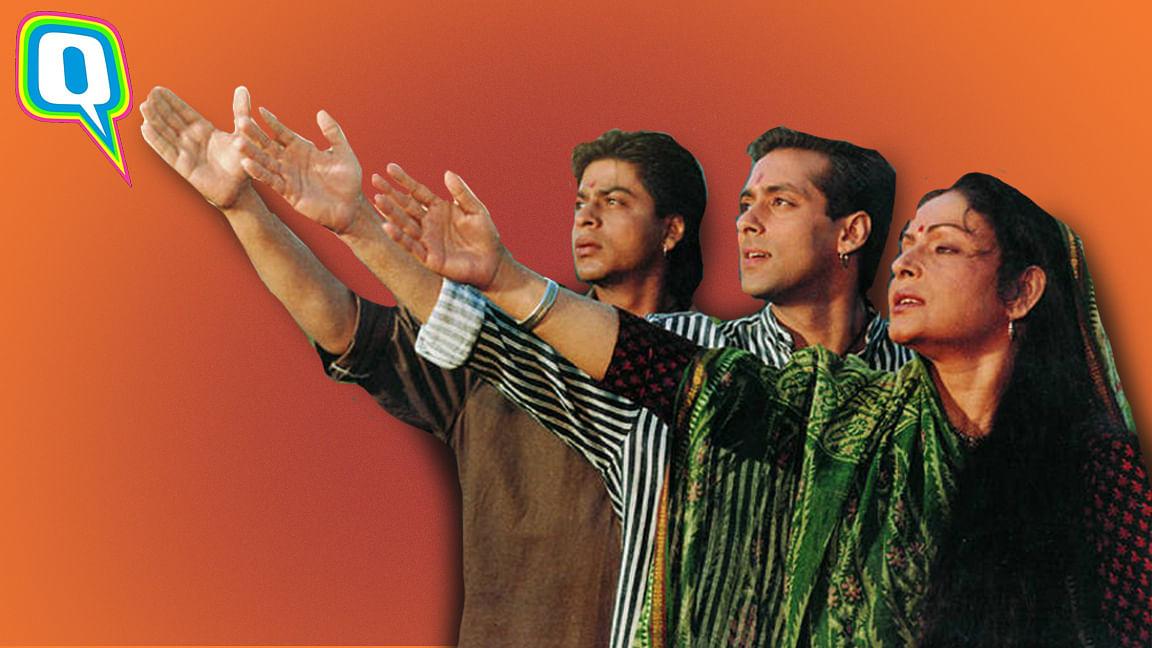 'Karan Arjun' completes 25 years.