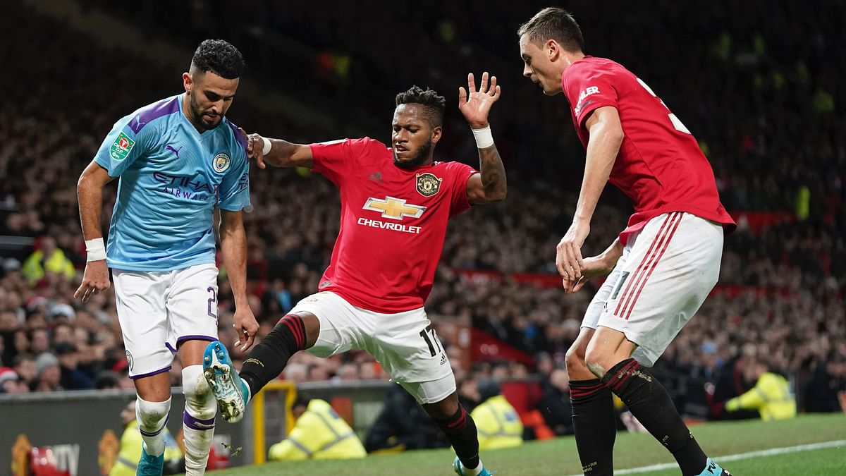 Man City Humiliates United in 3-1 Derby Win in League Cup Semis