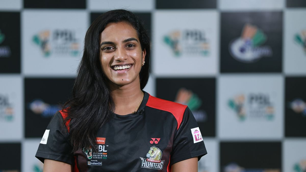 'You'll See a Different Me in 2020,' Says PV Sindhu