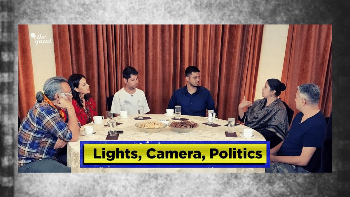 <b>The Quint</b>'s Films &amp; Politics Roundtable.