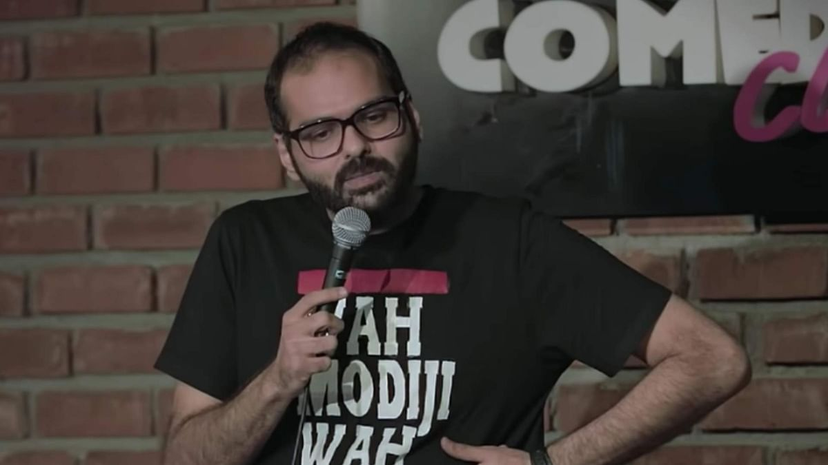 Comedian Kunal Kamra has been banned from flying by four airlines.