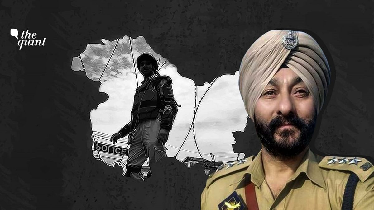 Davinder Singh has served the Jammu and Kashmir Police as inspector and deputy superintendent for over 25 years.