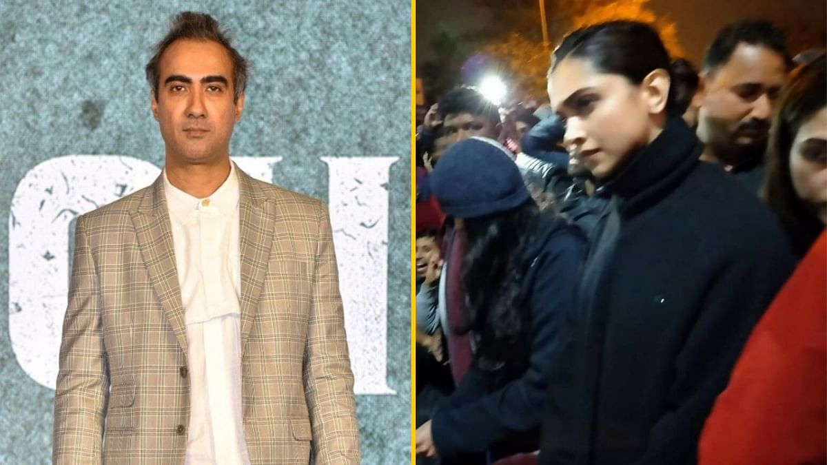 Stuck Her Neck out for What's Right: Ranvir Shorey Praises Deepika