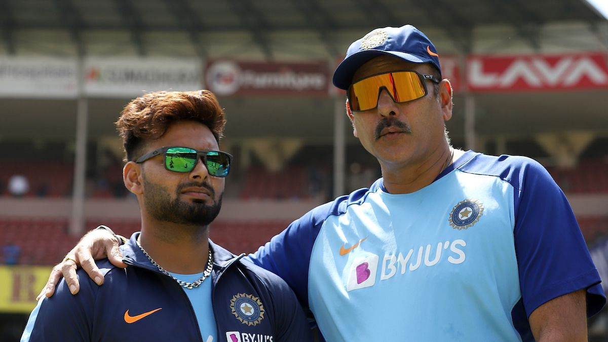 Pant's a Match-Winner, That's Why He Plays Overseas: Shastri