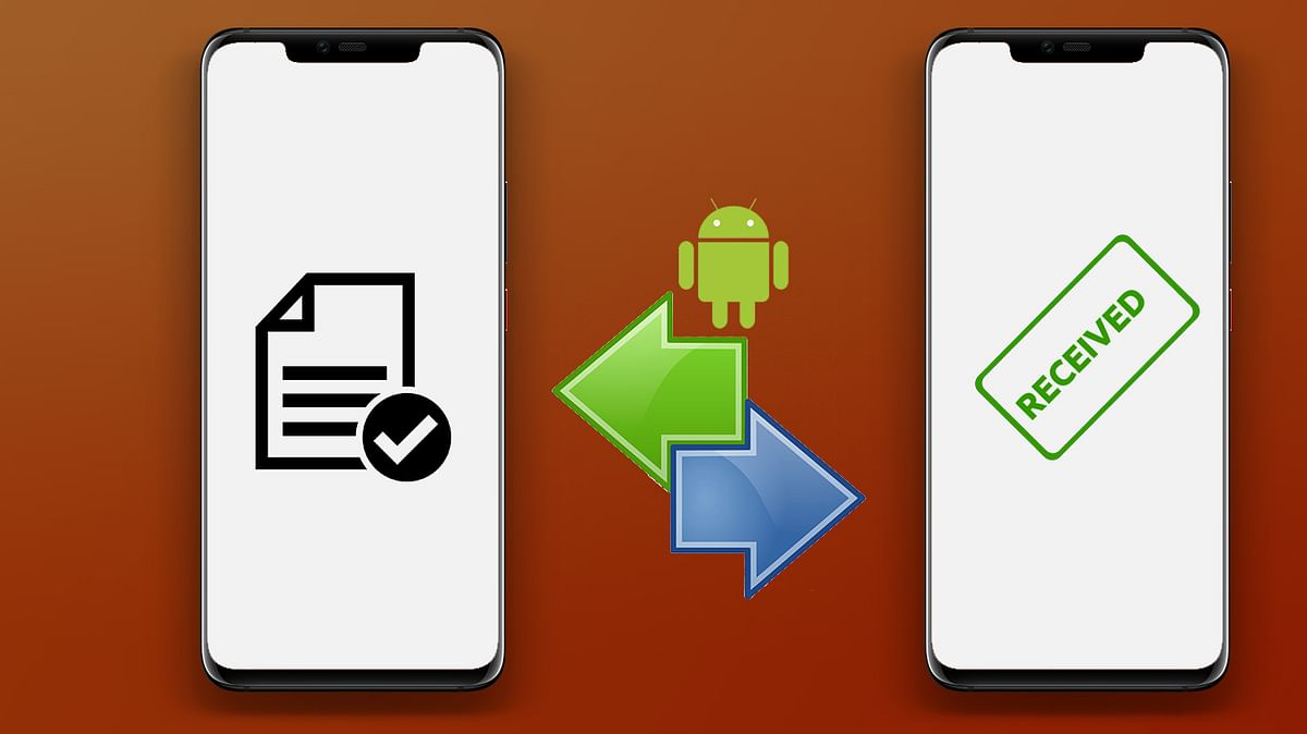 Android users, your request for AirDrop-like feature is almost here.