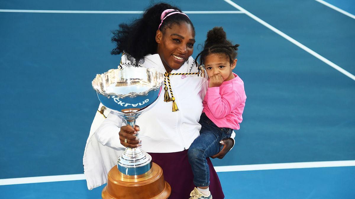 Serena Williams Donates ASB Classic Winnings to Bushfire Victims