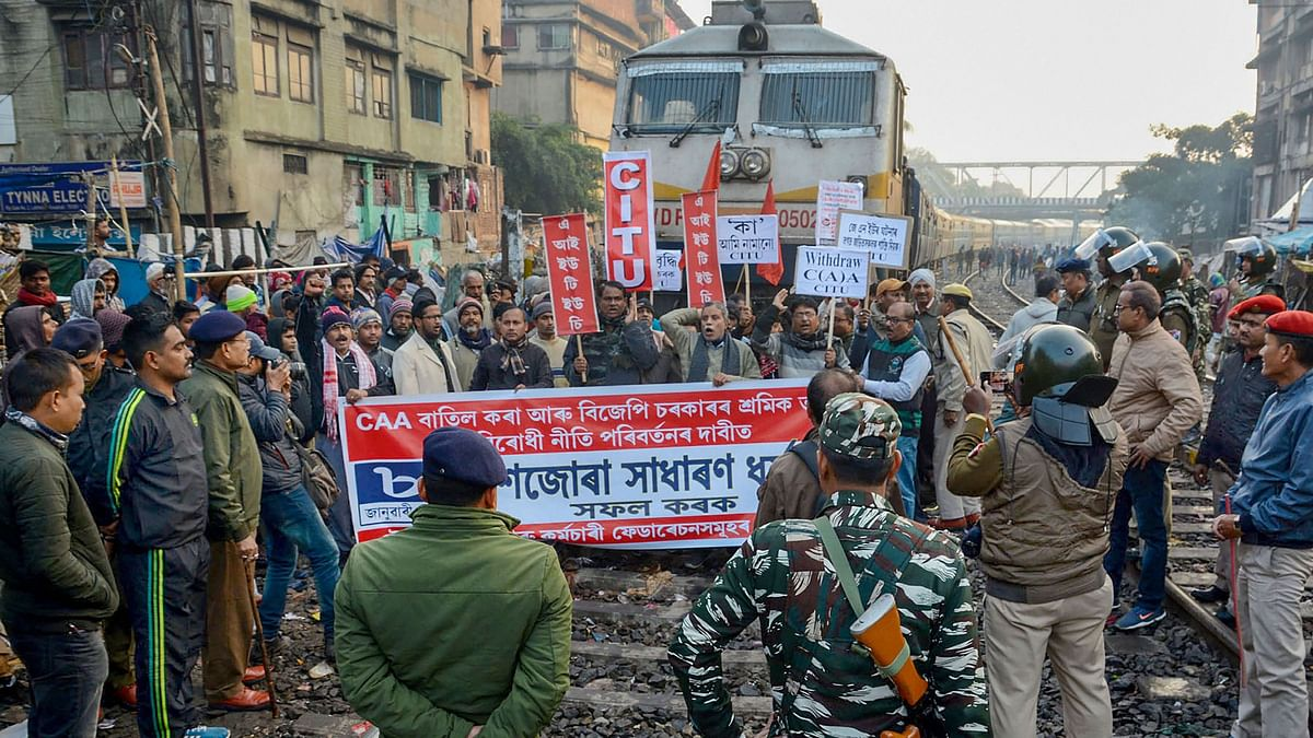 Students, Activists & Unions Join Forces at 4th Bandh in 5 Years