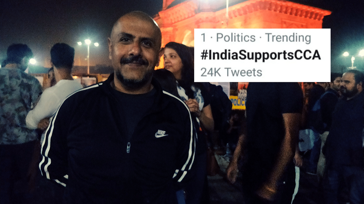 Vishal Dadlani: BJP Makes CAA Typo Trend, How Will They Run India?