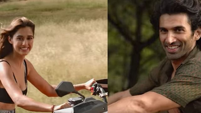 Malang Humraah Song Release Disha Patani Helps Aditya Roy Kapur Overcome His Fear In Malang S Humraah Song