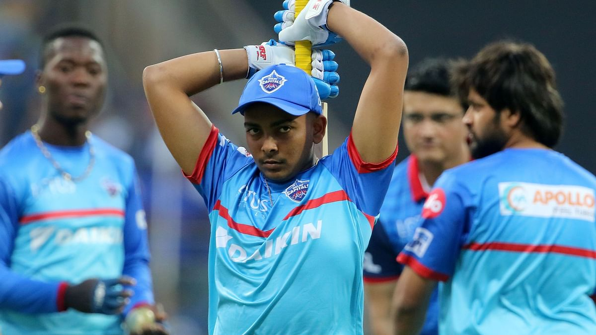 Prithvi Shaw was rushed to National Cricket Academy (NCA) for an assessment of his shoulder injury.