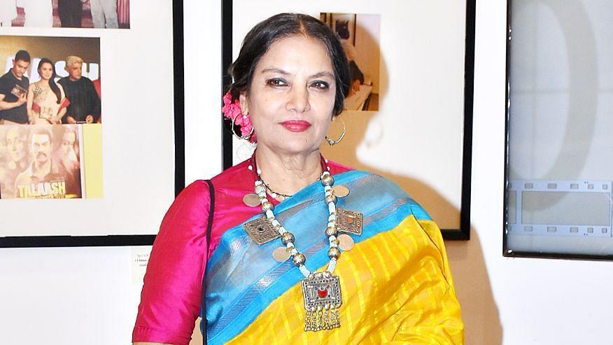 Teacher Suspended for 'Objectionable' Comment Against Shabana Azmi