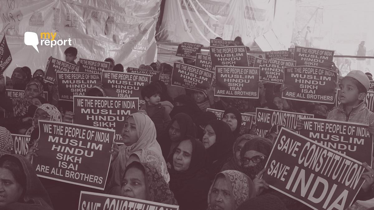 Like in Shaheen Bagh, women of Khureji Khas remain undeterred.