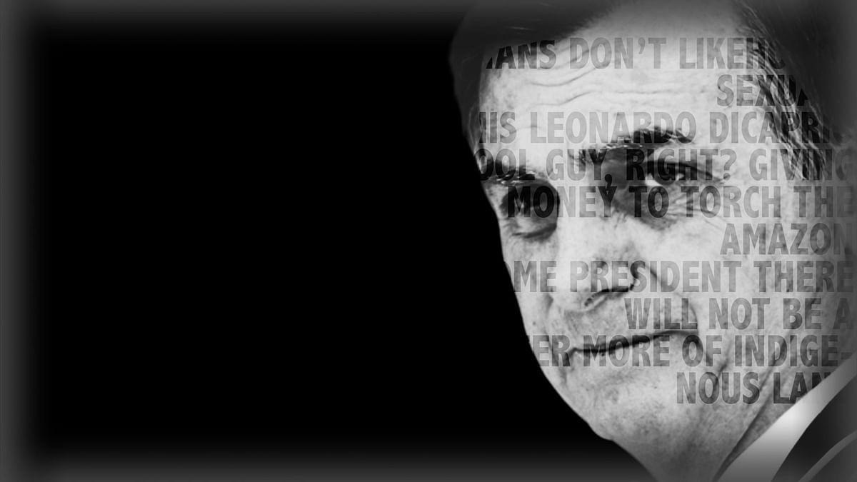 Jair Bolsonaro: Racist, Homophobe, Misogynist, India's R-Day Guest