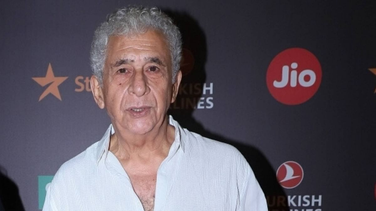 Haven't You Made Enough?: Naseeruddin on 'Apolitical' B'wood Stars