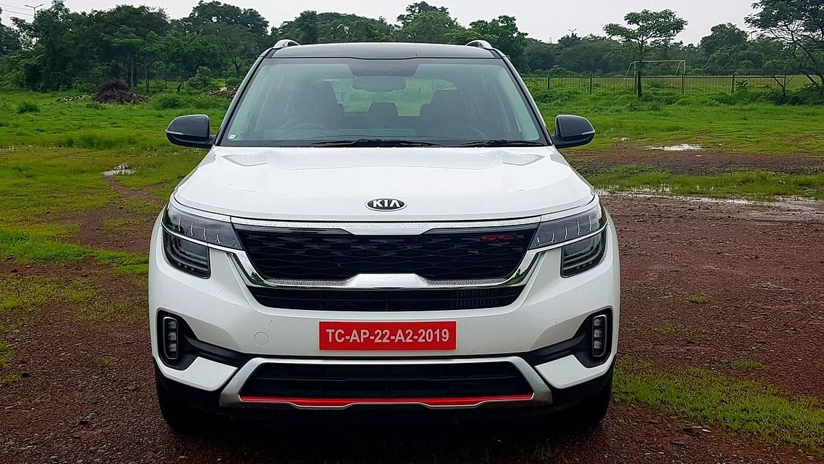 The Kia Seltos with the 1.4-litre turbo-petrol and seven-speed dual-clutch automatic is getting a software update for the transmission.