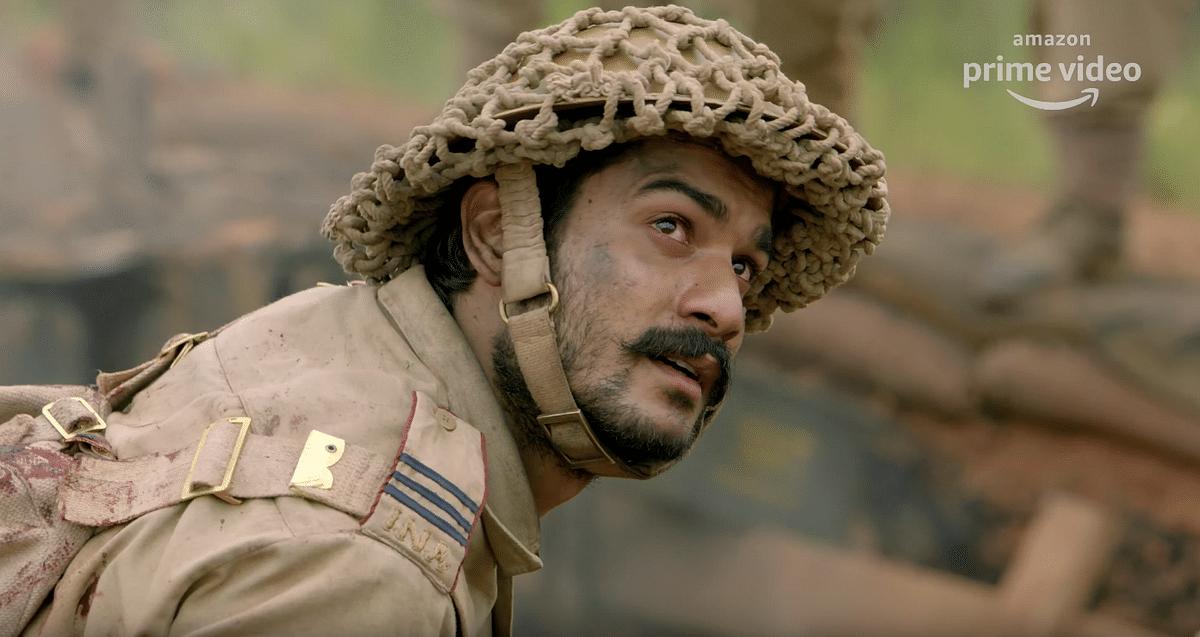 Sunny Kaushal in <i>The Forgotten Army.&nbsp;</i>