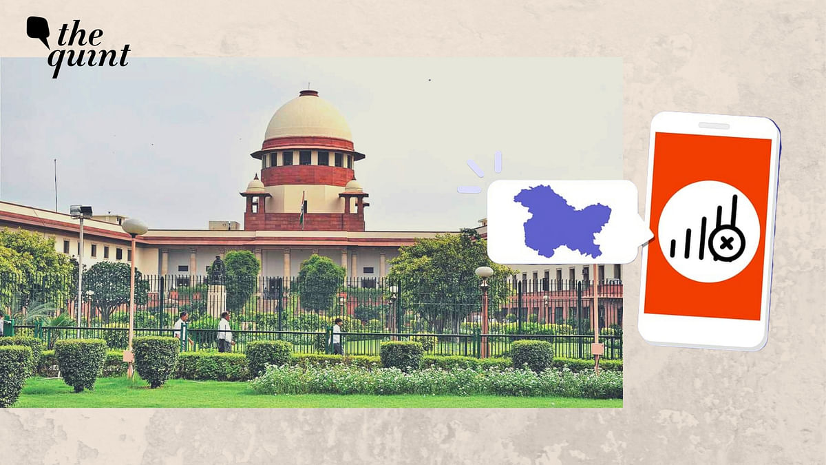 Supreme Court verdict on restrictions in Jammu and Kashmir LIVE UPDATES.