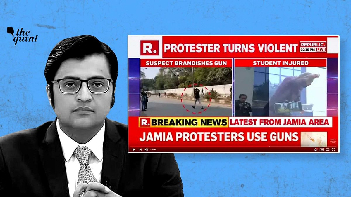 Why Republic TV's Apology Over Jamia Shooting Coverage is a Farce