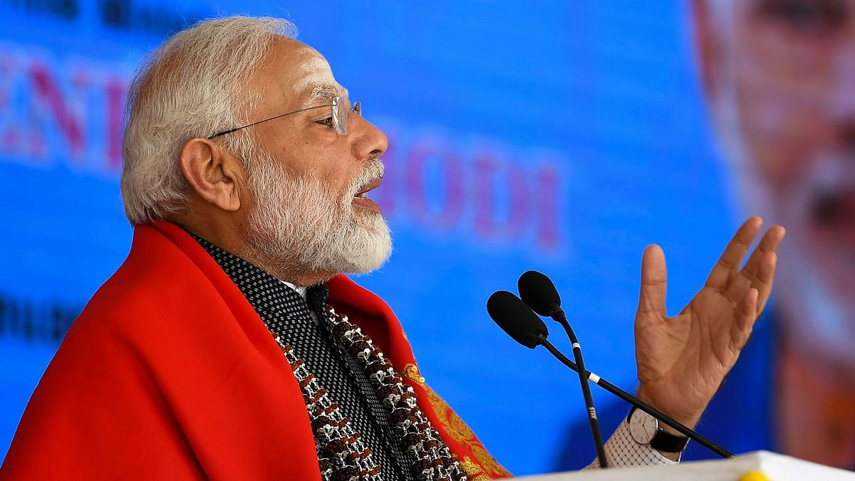 Prime Minister Narendra Modi said protecting and supporting minorities of neighbouring countries who have sought refuge in India was our cultural and national responsibility.