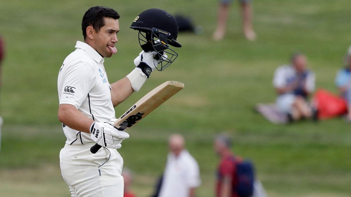 Ross Taylor Becomes NZ's Leading Run-Scorer in Test Cricket