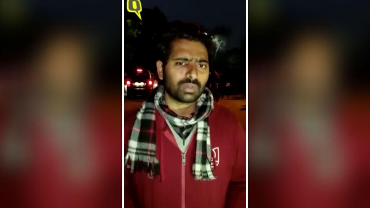 JNU Violence: ABVP Goons Planned This Attack, Says JNUSU Gen-Sec